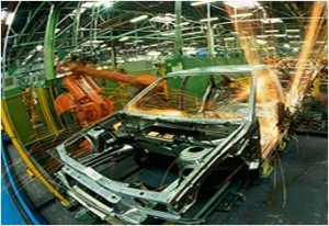 Barcodes in the Automotive Industry