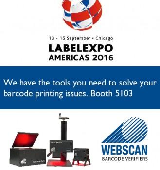 Label Expo Europe 2016 Promo